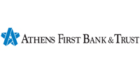 Sponsor Athens First Bank and Trust